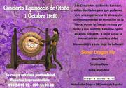 Concierto de Sonido Sanador Equinoccio de Otoño en Valencia