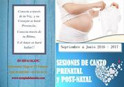 Canto Prenatal en Valencia