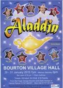 Bourton Village Pantomime – Aladdin