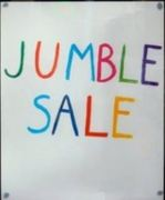 A Jumble Sale with Produce Stall
