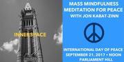 Parliament Hill Meditation for World Peace with Jon Kabat-Zinn