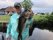 Jason Went Bass Fishing On Me......LOL