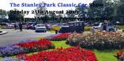 Stanley Park Blackpool Classic Car Show