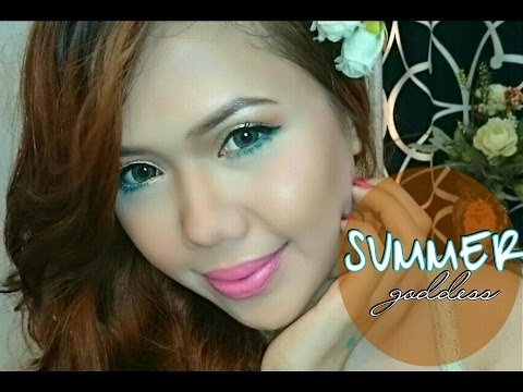 Summer Goddess (Summer/Spring look)