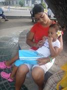 myself n little princess Naomi