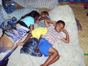 Lazy kids from Naboro