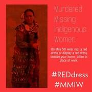 Wear a Red Dress