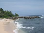 Home Bay view towards Uma Point