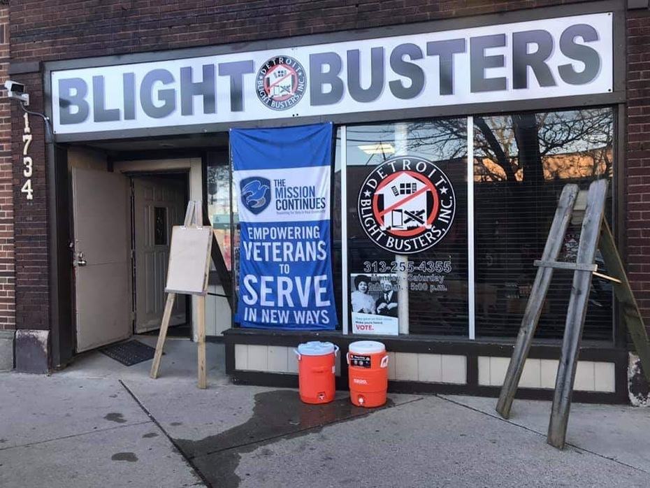 Veterans Village t