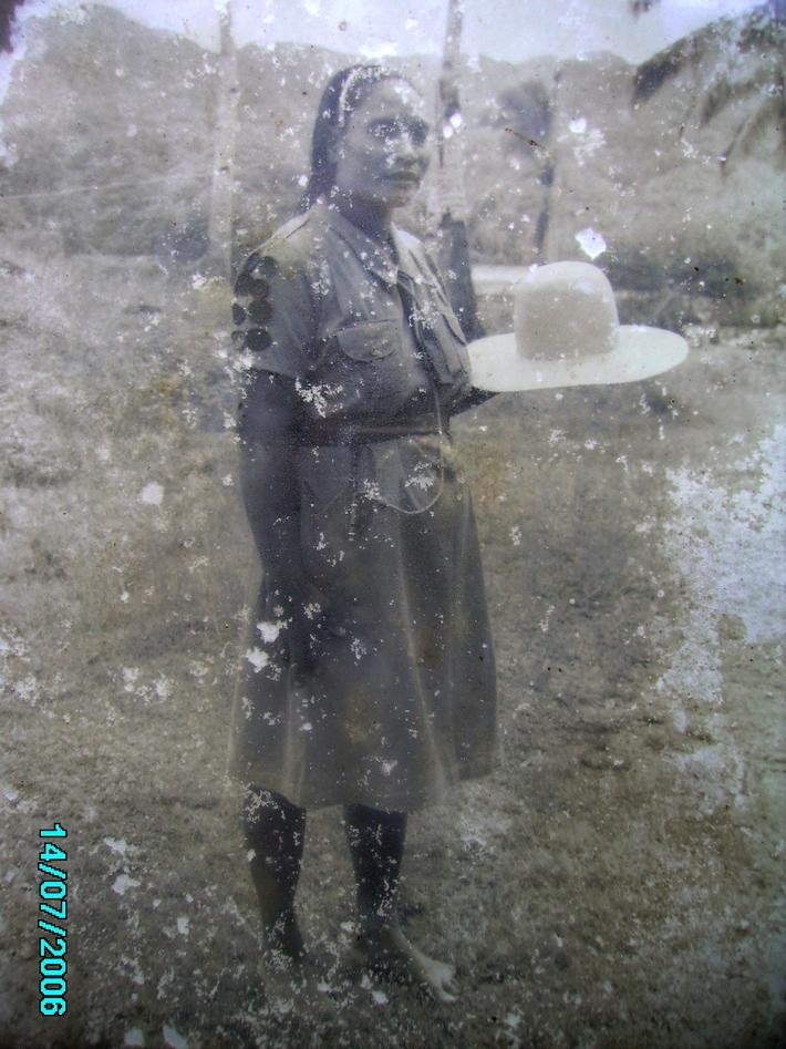 Nei Maie Ruabete - my paternal grandmother