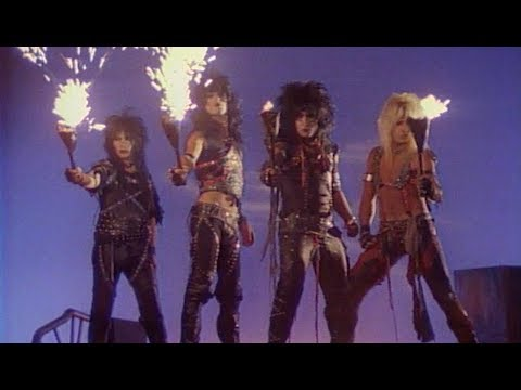 Mötley Crüe - Looks That Kill (Official THOT Patrol Music Video)