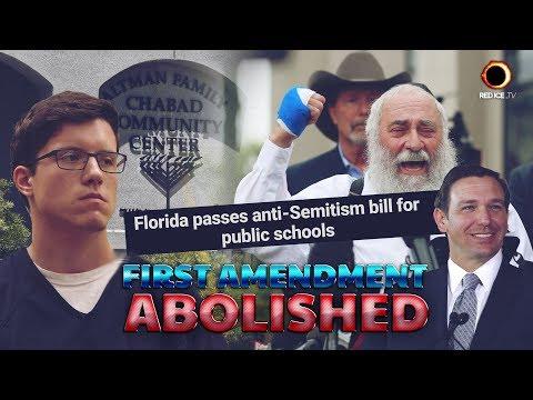 Florida Passes Anti-Semitism Bill & The California Synagogue Shooter with Adam Green