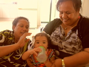 TWO GRANDMOTHERS N TEATA
