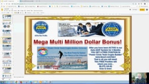 As Simple as 1,2,3 Your In Profit with Auto AIOP System Mega Giveaway Webinar Replay 29th April 2019