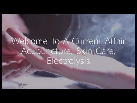 A Current Affair Acupuncture in Oakland, CA