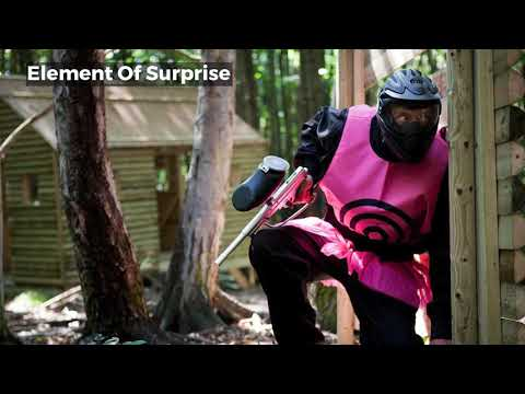 Thermal Paintball Mask