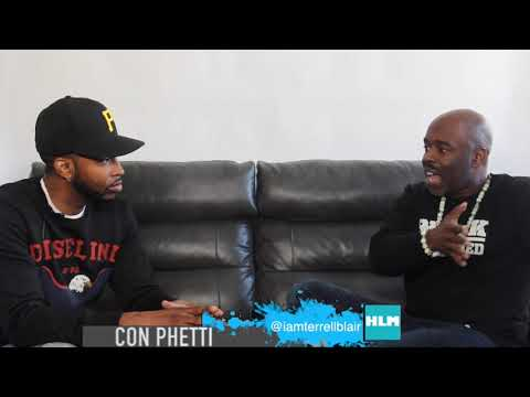 Conphetti Talks About His influences In HipHop,  His Brand BossMoneyMafia, Team Building & Ownership