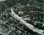 Highway interchange from Jim Coman collection