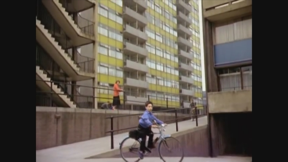 Night and Day - an hour eight hour film experience taking place in Golden Lane