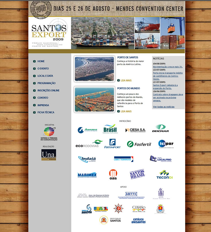Forum Santos Export
