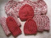 Double strand hats x 12
