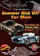 Kick Off to Summer StreetSide Classics June 2017
