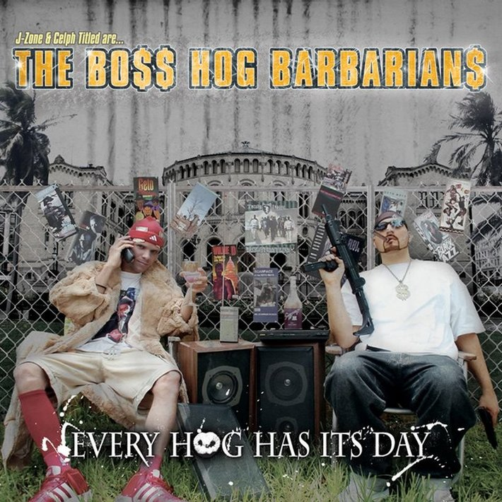 Every Hog Has Its Day [2006] Cover