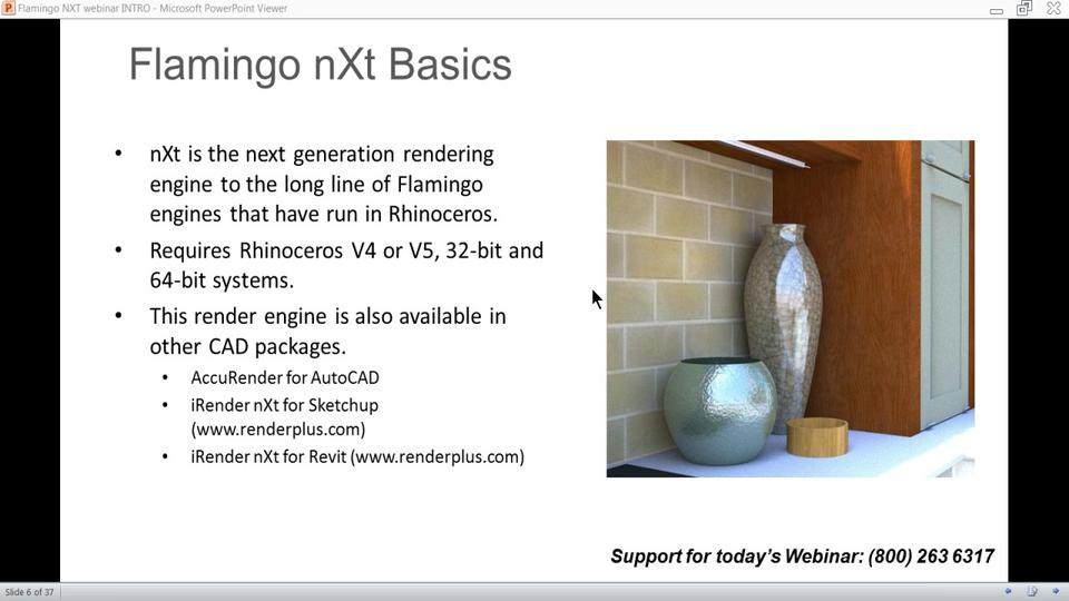 Flamingo nXt Basics Part 1 - Overview