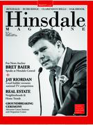 Hinsdale Magazine   July 2014