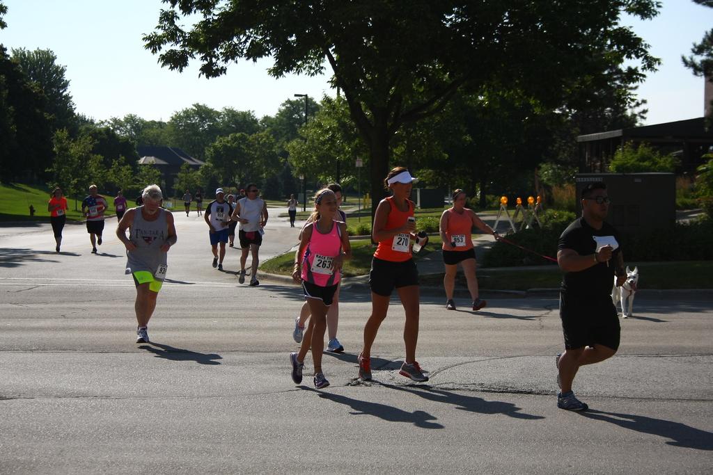 Burr Ridge hosts inaugural Run for Veterans 5K - Hinsdale