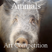 "Call for Art - Theme ""Animals"" Online Art Competition"