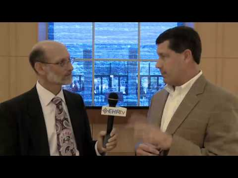 Informatics: EHRtv: Interview With Steve Aylward - General Manager for Health & Life Sciences, Microsoft®