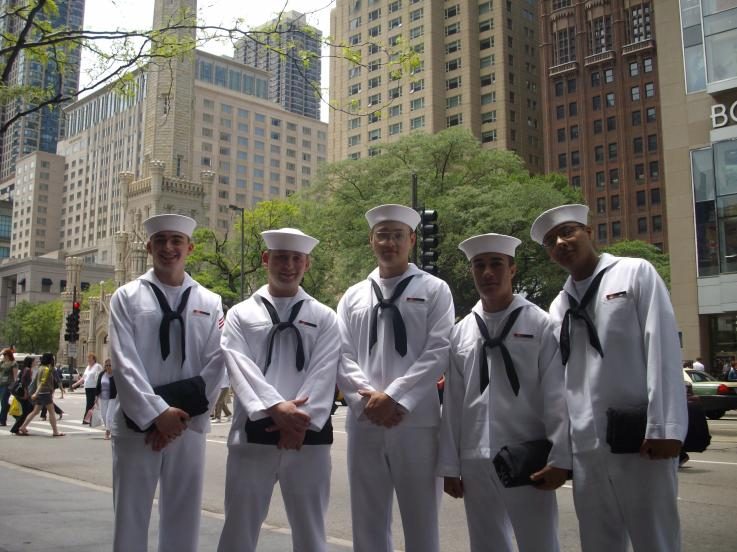 What You Need To Know About US Navy Boot Camp - Navy Dads