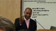 Teddy Dumlao Budget Presentation