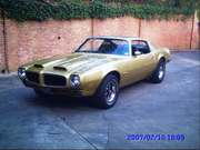 1971 Formula Firebird