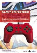 """UITNODIGING: info- en debatavond """"Games en cultuur: de voor(oor)delen"""""""