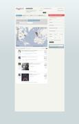 Screen Shots of the New GUI