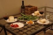 Fava beans and a good Chianti