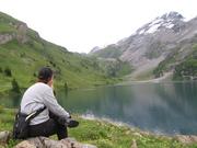 Pond pondering