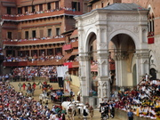 Il Campo and The Palio in Siena