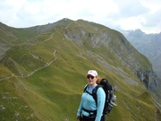 Swiss '07 - the Skyline Hike