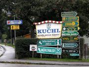 Austria Untour - Kuchl Town