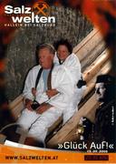 Austria-Hallein: Salt Mines Tour