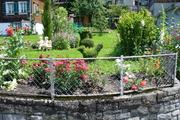 Lugern garden - no vegetables