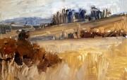 Gaeltacht Thiar Thir Chonaill, paintout in The Glebe, Churchill, letterkenny