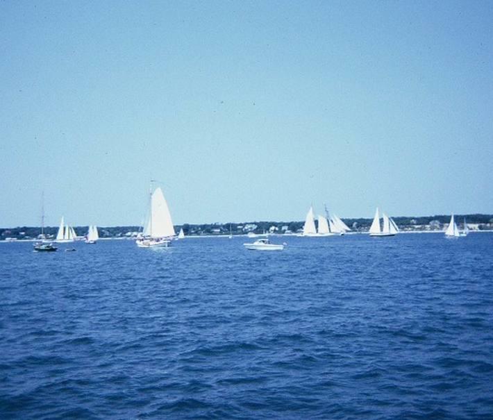 Shenandoah Edgartown Schooner Race 1972