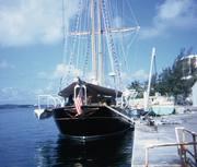 Tabor Boy P.W.s Marine Center Bermuda 1972