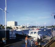 Shower time Bermuda 1972