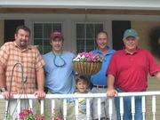 Grandson, XO's, Captain, and Future Crew