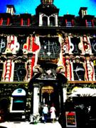 Grand Place de Lille, France 2012 façade transformée 02